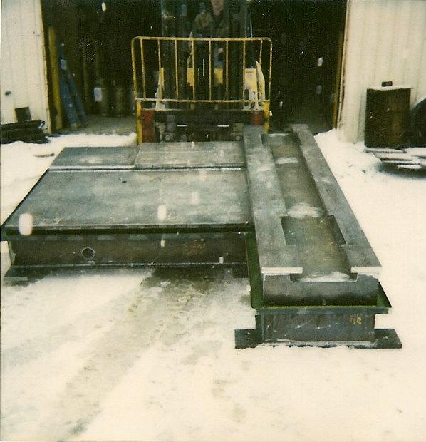 machine bases
